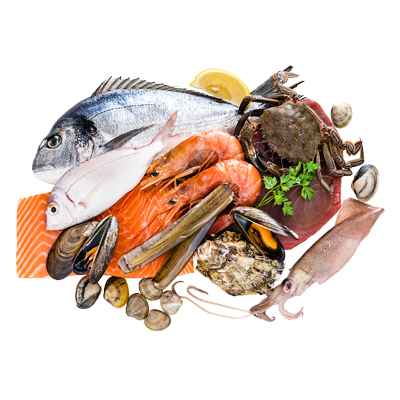 Seafood Delivery or Pickup