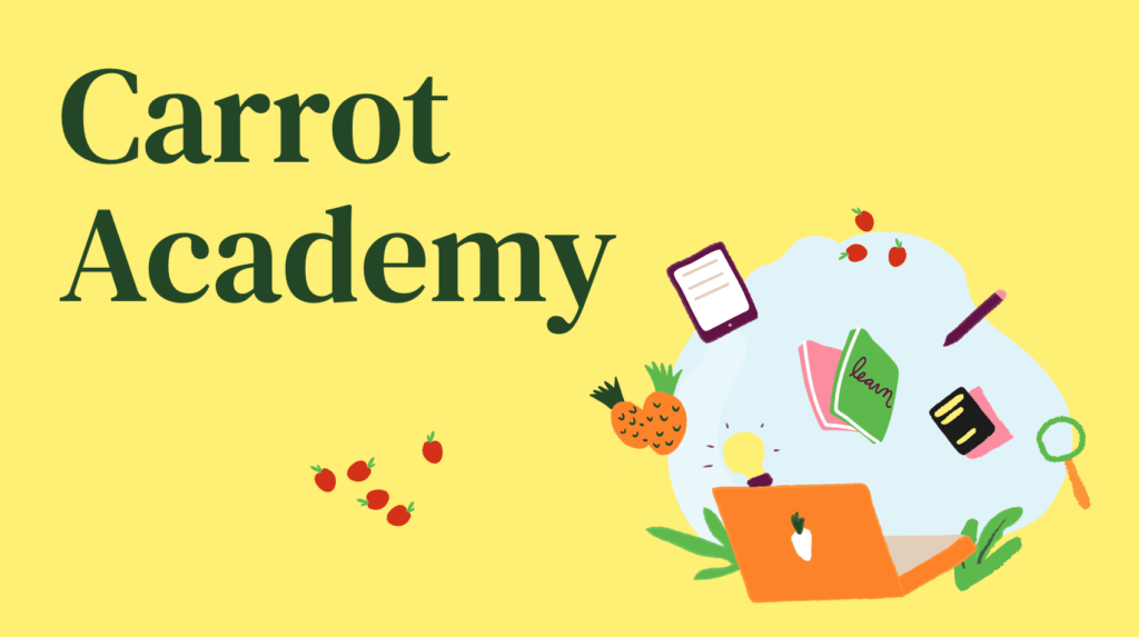 What's New on Carrot Academy