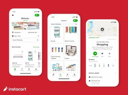 Introducing Michaels to the Instacart Marketplace