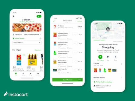 7-Eleven Delivery via Instacart Now Available Nationwide