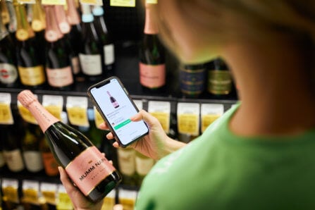 Decant Delights — Holiday Wine Trends on the Instacart Marketplace