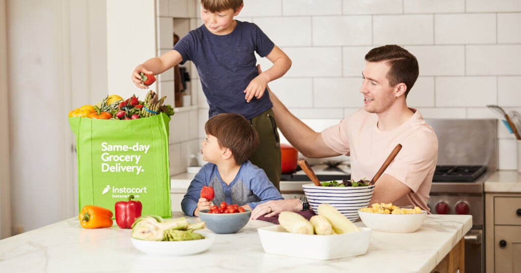 Working with Instacart Ads: DUDE Products