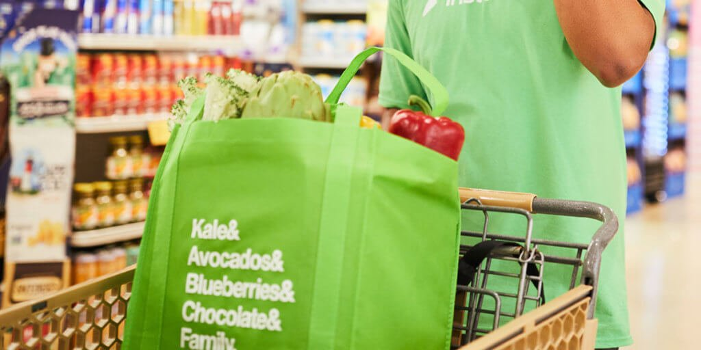 Grocery Shopping with Instacart.