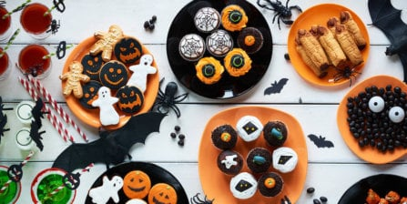 21 Easy Halloween Finger Food Ideas for Your Holiday Party