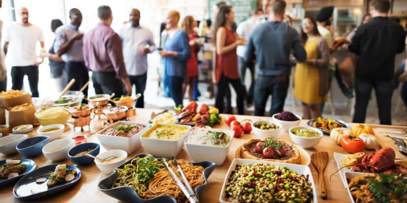 How to Know How Much Food to Plan for a Party