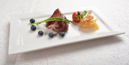 How to Plate Food For a Special Event