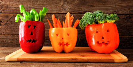 21 Ideas and Recipes for Healthy Halloween Food