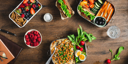 20 Healthy Packed Lunch Ideas For Eating on the Go