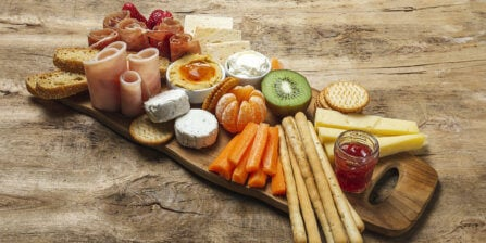 20 Ideas for Snack Foods for a Party
