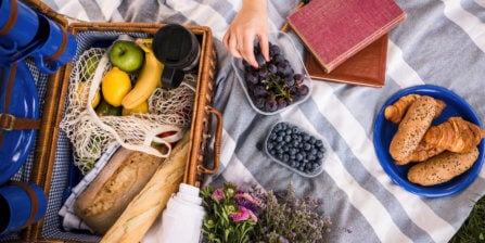 Perfect Picnic Party Ideas for Food, Drinks, and Décor