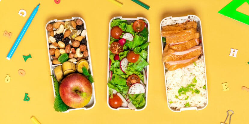20 School Packed Lunch Ideas & Tips