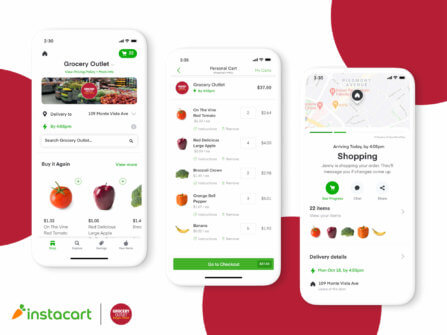 Grocery Outlet Launches Its First Ecommerce Offering with Instacart