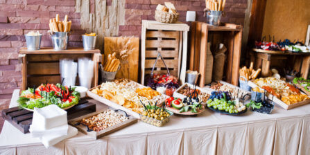 Buffet Party Food Ideas for Adults